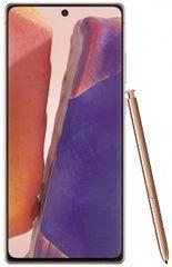 SAMSUNG Galaxy Note20, 8GB/256GB, Bronze - rozbalené