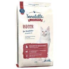 Sanabelle Indoor suha hrana za mačke, 2 kg