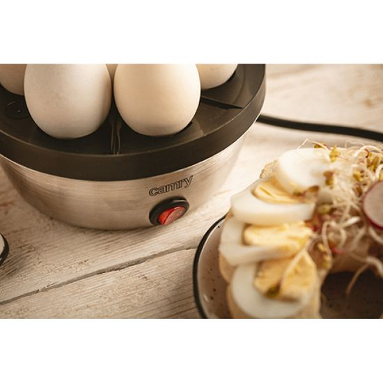 Camry kuhalnik za jajca, 350 W