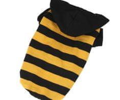 Kraftika Tričko hoody - žlutá s, trička, oblečky pro malá plemena