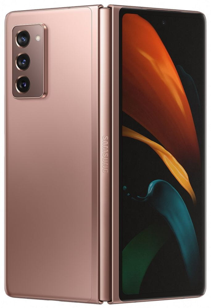 Samsung Galaxy Z Fold2 5G, 12GB/256G, Bronze