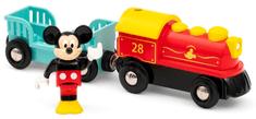 Brio WORLD 32265 Vlak na baterije Mickey Mouse