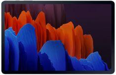 Galaxy Tab S7+ (T970), 6GB/128GB, Wi-Fi, Black (SM-T970NZKAEUE)