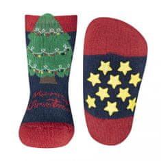 EWERS dječje čarape, 17 - 18, crvena