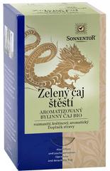 Sonnentor Zelený čaj šťastie bio 19,8g
