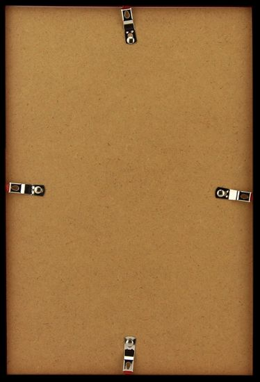 Karako Foto okvir 21x29,7 cm, plastika, stenski, 95 črn A4