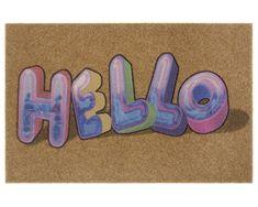 Protiskluzová rohožka Mujkoberec Original 104662 Brown/Multicolor 45x75