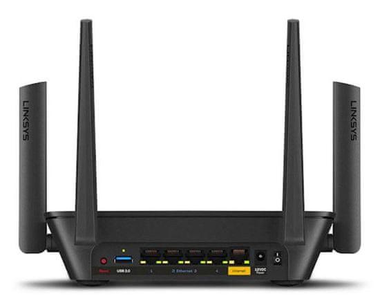 Linksys MR9000 brezžični WiFi 5 usmerjevalnik, Tri-Band, AC3000
