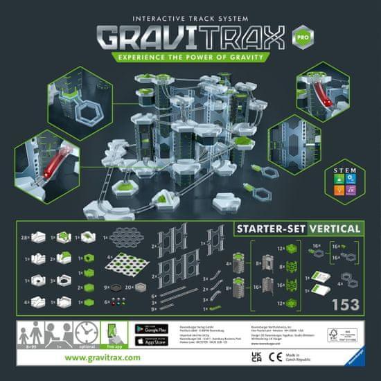 Ravensburger Gravitrax PRO Začetniški komplet 268320