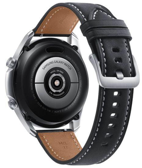 SAMSUNG Galaxy Watch 3 (45 mm) Silver