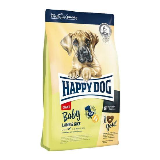 Happy Dog Baby Giant Lamb & Rice 4 kg