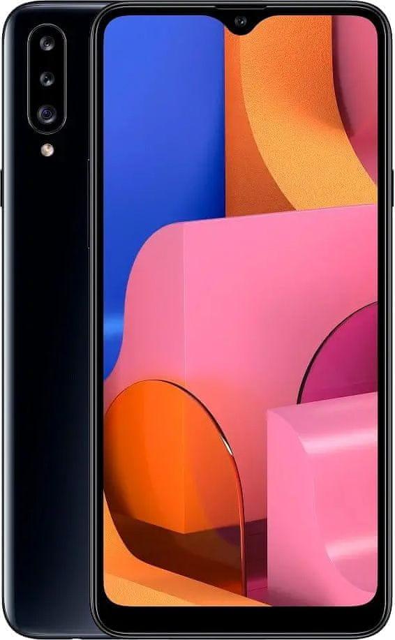 Samsung Galaxy A20s, 3GB/32GB, Black