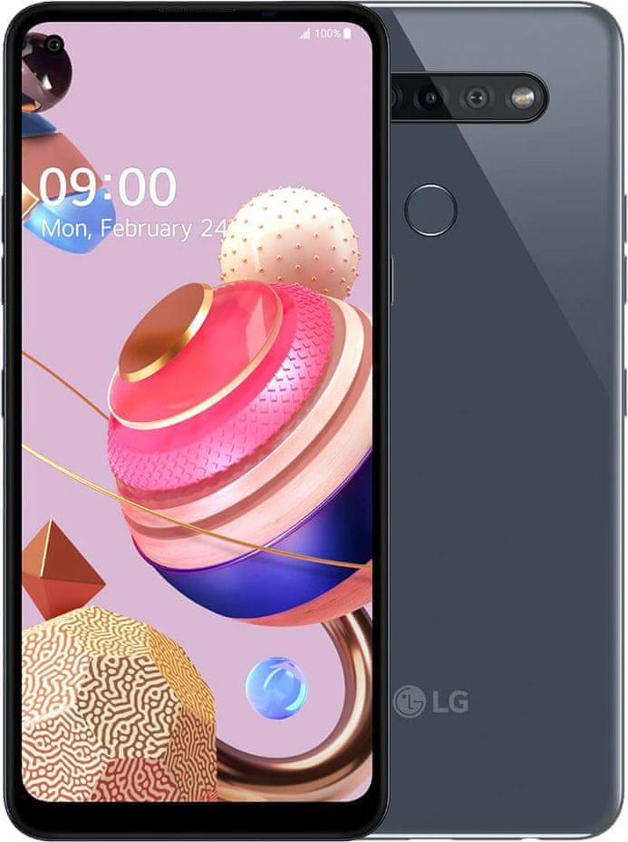 LG K51s, 3GB/64GB, Titan - zánovní