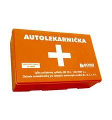 Vertex Autolekárnička MZ SR č.143/2009