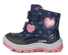 Geox dziewczęce buty Flanfil B044GA 0MNNF C4268 20 ciemnoniebieskie