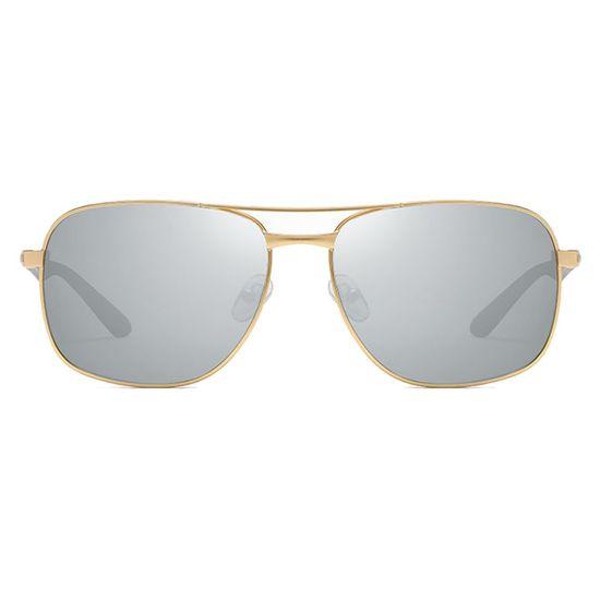 NEOGO Vester 4 napszemüveg, Gold / Gray