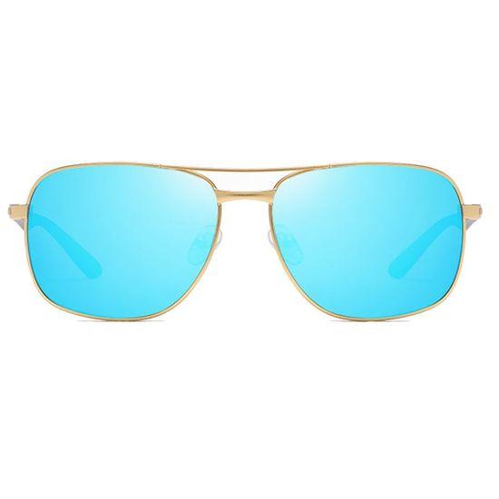 NEOGO Vester 5 sončna očala, Gold / Blue