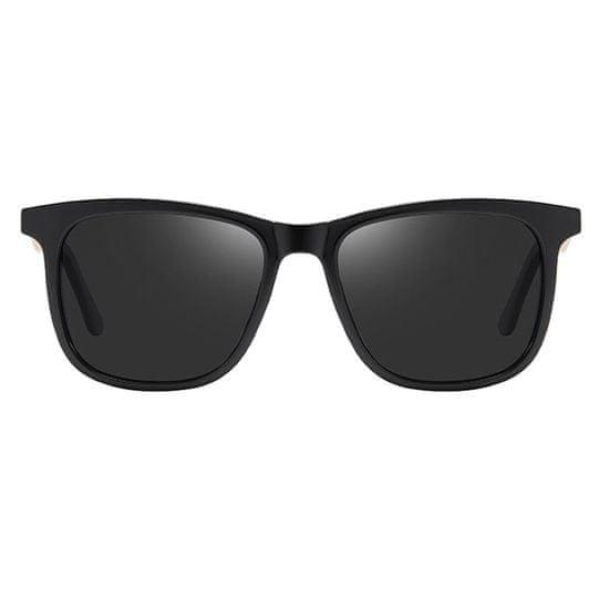 NEOGO Noreen 1 sončna očala, Bright Black Gold / Black