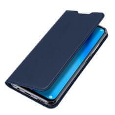 Dux Ducis Skin Pro knjižni usnjeni ovitek za Huawei P40 Lite, modro