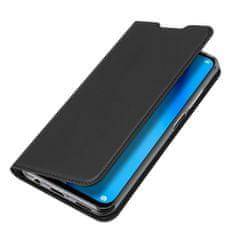 Dux Ducis Skin Pro knjižni usnjeni ovitek za Huawei P40 Lite, črna