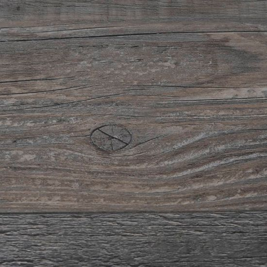 shumee PVC talne plošče 5,02 m² 2 mm samolepilne industrijski les