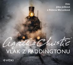 Christie Agatha: Vlak z Paddingtonu - CD