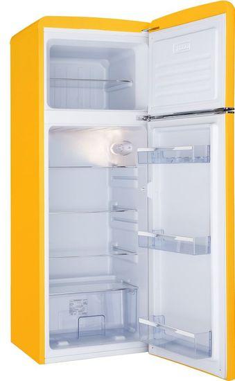 Amica retro lednice VD 1442 AY