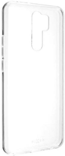 FIXED TPU gelové pouzdro pro Xiaomi Redmi 9, čiré, FIXTCC-516