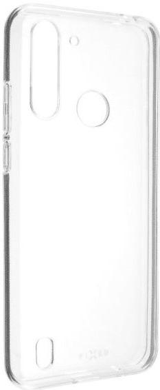 FIXED TPU gelové pouzdro pro Motorola Moto G8 Power Lite, čiré, FIXTCC-548
