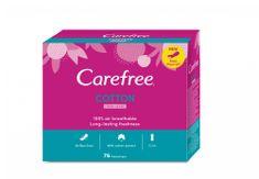 Carefree Cotton Fresh ščitniki perila, 76 kosov