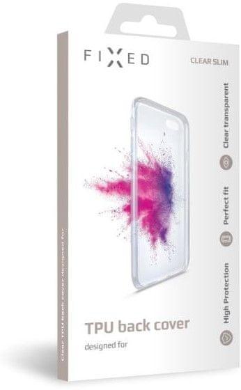FIXED TPU gelové pouzdro pro Xiaomi Poco F2 Pro, čiré FIXTCC-555