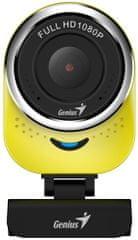 Genius QCam 6000, sárga (32200002409)