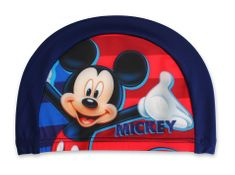 "SETINO Fantovski plavalna kapa ""Mickey Mouse"" - modra"