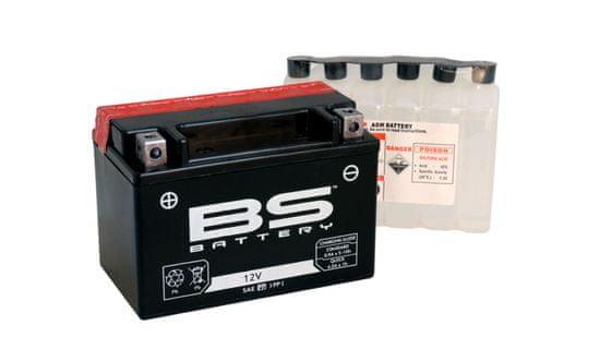 BS-BATTERY Bezúdržbová motocyklová baterie BS-BATTERY 700.300627