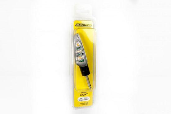 CLICK'n'RIDE Náhradní blinkr CLICK'n'RIDE Levý zadní/Pravý přední 4205-L
