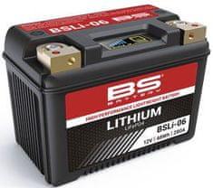 BS-BATTERY Lithiová motocyklová baterie BS-BATTERY 360106