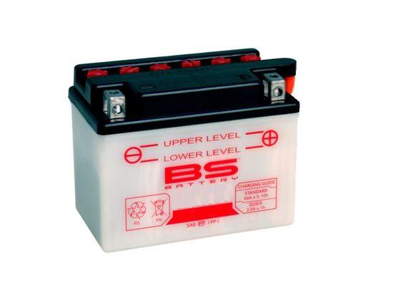 BS-BATTERY Konvenční motocyklová baterie BS-BATTERY 700.300568