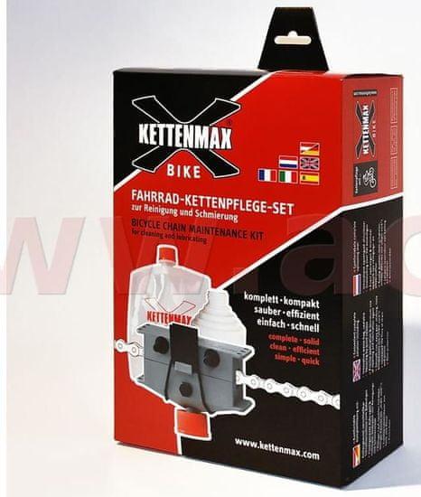 KETTENMAX BIKE CLASSIC - pračka na cyklo řetězy (sada bez náplní) KM-F