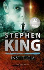 Stephen King: Inštitúcia - Ktoré zlo je menšie?