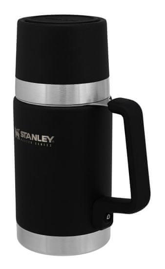 Stanley The Unbreakable posoda, vakuumska, 0,7 l, črna