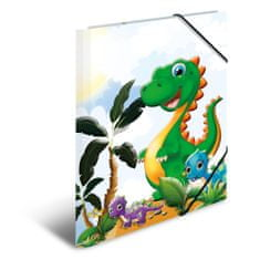 Herma mapa Dino, A3, kartonska