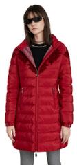 Desigual dámský kabát Padded Lena 20WWEW35_1 M červená
