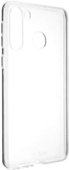 FIXED TPU gelové pouzdro pro Samsung Galaxy A21, čiré, FIXTCC-556
