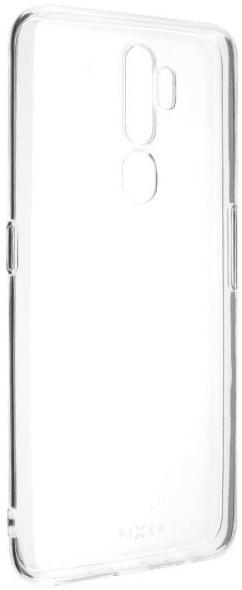 FIXED TPU gelové pouzdro pro Oppo A5 (2020), čiré, FIXTCC-564