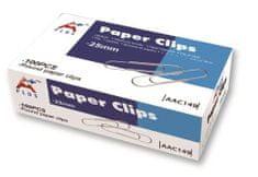 Aplus papirne sponke, 25 mm
