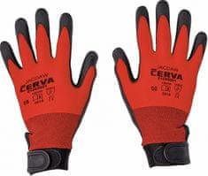 Cerva JACDAW rukavice máčená v PVC 6