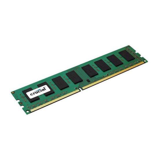 Crucial memorija (RAM) za prijenosno računalo, 1 GB DDR1, 400 MHz, CL3 (CT12864Z40B)