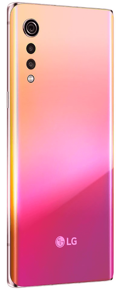 LG Velvet, 6GB/128GB, Illusion Sunset - rozbaleno