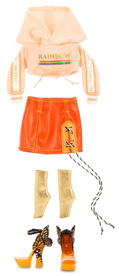 Rainbow High Fashion lutka Poppy Rowan