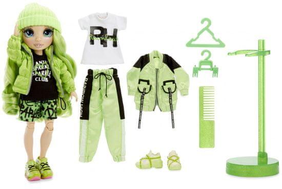 Rainbow High Lalka modystka Jade Hunter